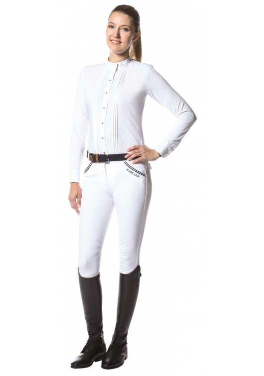 Riding Polos FORMOSA - Long Sleeves