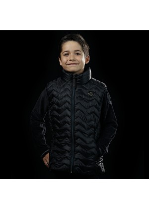 Gilet SM light enfant TEMPERE