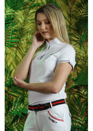 Riding Polos SANTANA - Half Sleeves