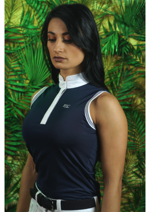Riding Polos SANTANA - Sleeveless