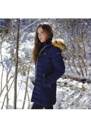 TILLOLA Ladies long down jacket