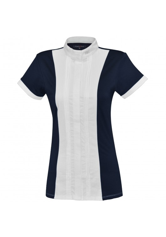 Ladies Riding Polo DIAMANTINA - Short Sleeves
