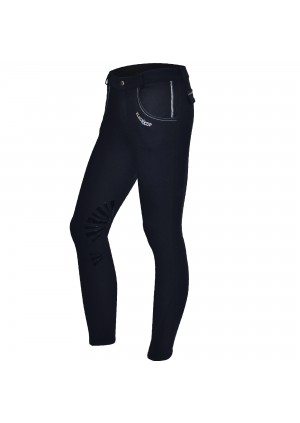 Men Riding Breeches PRETO
