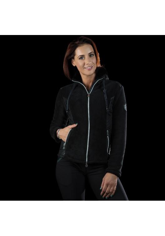 Ladies fleece jacket SATULA - Flags&Cup