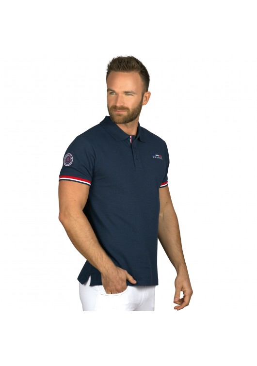 FRANCE Men Polo – F&C Limited Edition