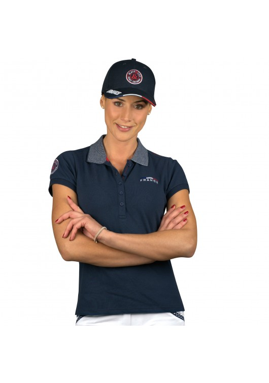 FRANCE Ladies Polo – F&C Limited Edition