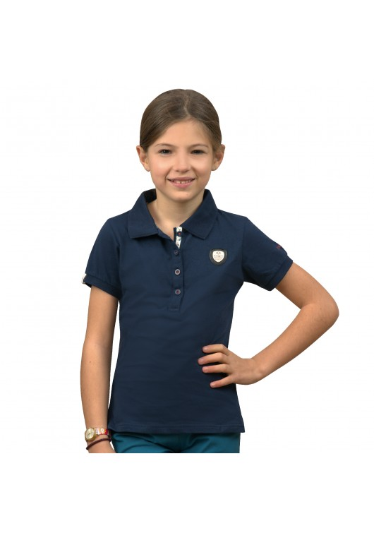 VILCA Kids Polo – Flags&Cup