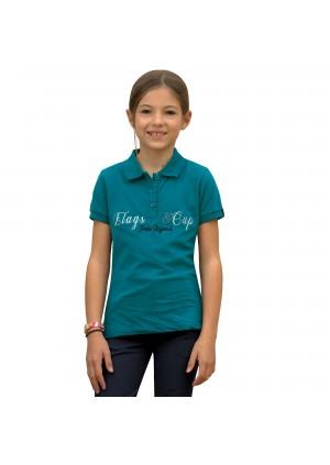 URIPA Kids Polo – Flags&Cup