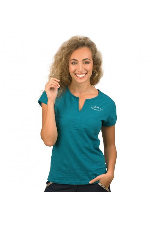 OCANA Ladies T-shirt – Flags&Cup