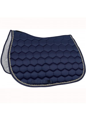 VILCA Jumping saddle pad – Flags&Cup