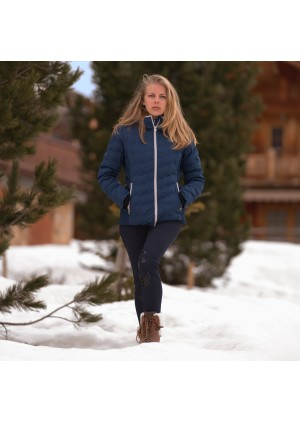 Ladies Technical Down Jacket ATKA - Flags&Cup