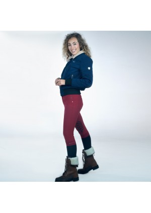 Ladies Riding Breeches NAKINA - Flags&Cup