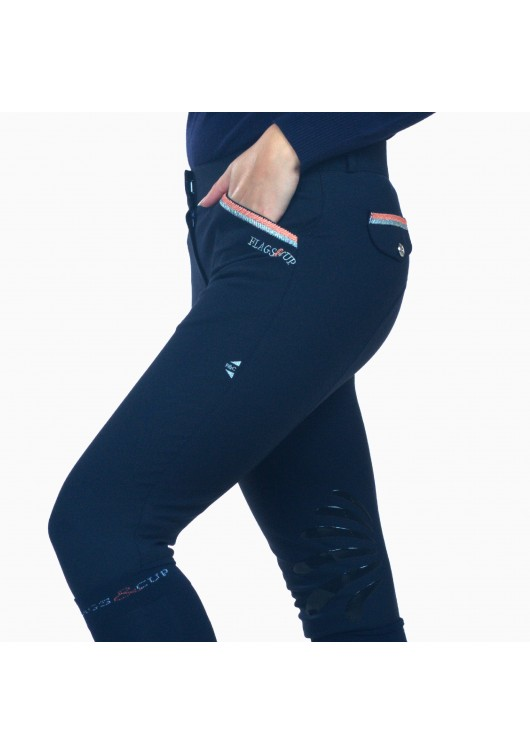 Ladies Riding Breeches VARENA - Flags&Cup