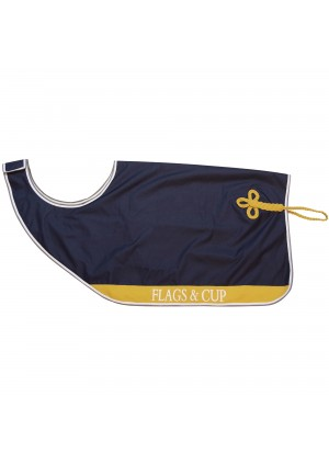 Waterproof / polar lined Exercise Sheet VELTA - Flags&Cup