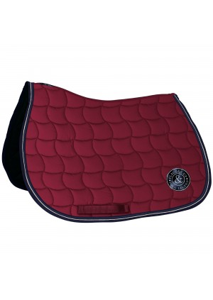 VELTA Jumping saddle pad – Flags&Cup