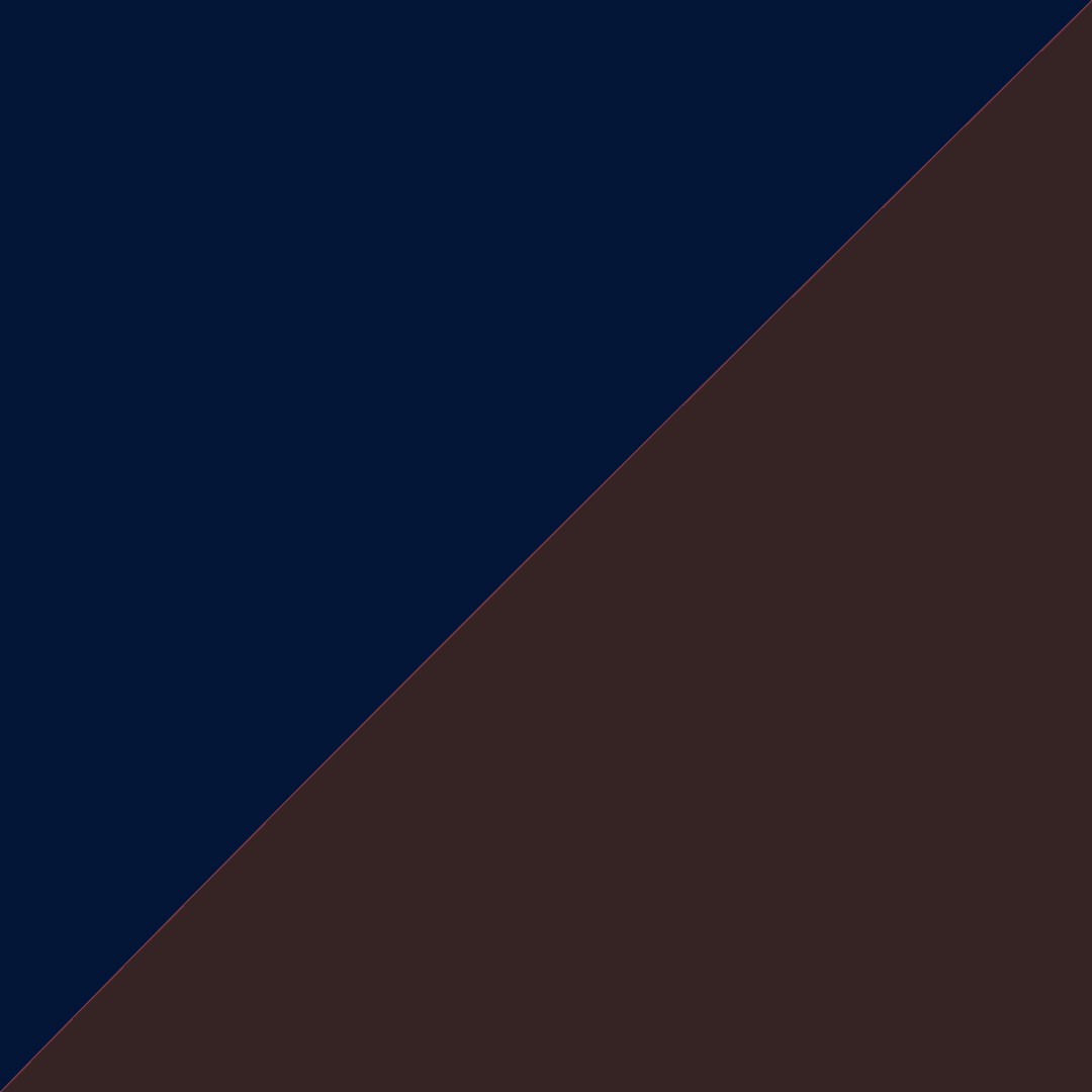 Navy/Brown